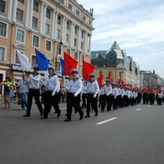 Sailors of Vladivostok