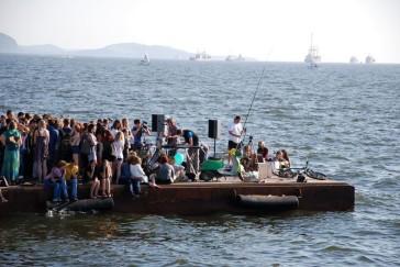 Piers of Vladivostok