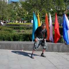 Dancers of Vladivostok