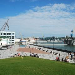 Tsesarevicha seafront