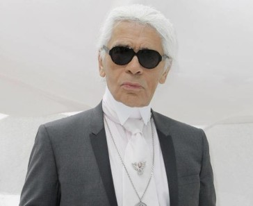 Condensed milk by Karl Lagerfeld, by Lagerfeld, Karl!