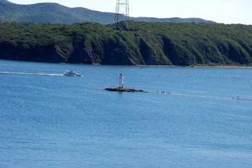 Lighthouse of Vladivostok