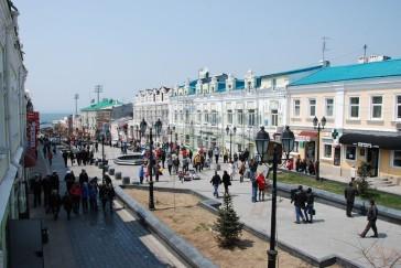 Admirala Fokina street