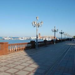 Sportivnaya seafront