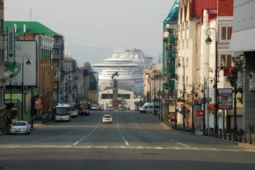 Free port of Vladivostok