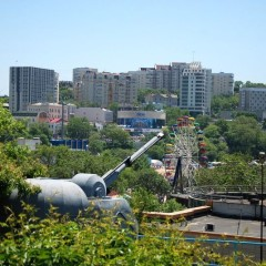 Museum of Vladivostok Fortress
